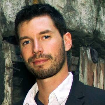 Sean Morgan, 32, Bucharest, Romania