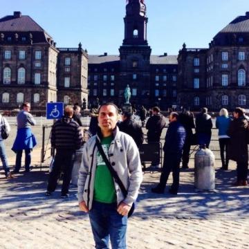 Farshad, 39, Slagelse, Denmark