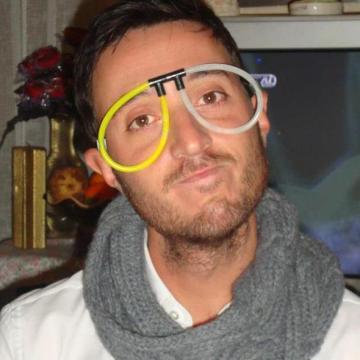 Valerio Pelliccia, 32, Rome, Italy