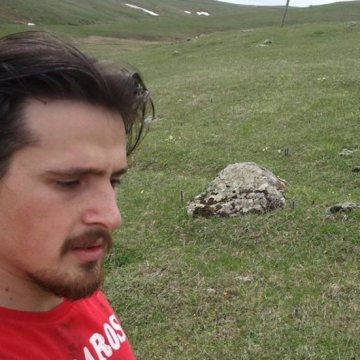 Hussain Keen, 32, Trabzon, Turkey