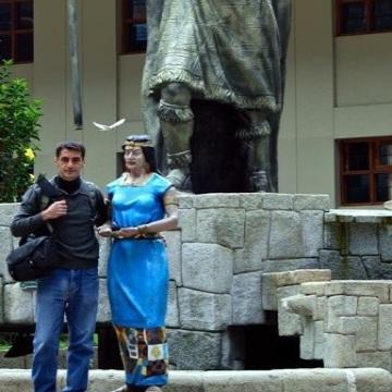 Khaled, 39, Istanbul, Turkey