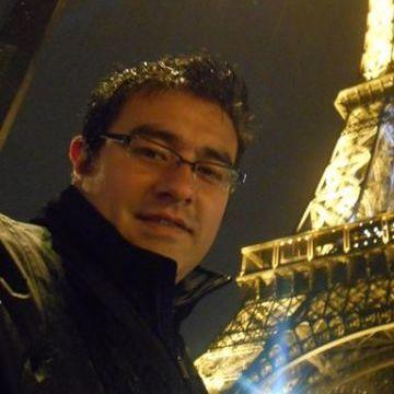 Manuel Vega, 34, Bogota, Colombia