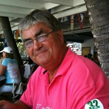 Stephen Lemon, 61, Southampton, United Kingdom