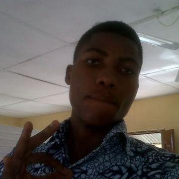 Lartey Issah, 26, Accra, Ghana
