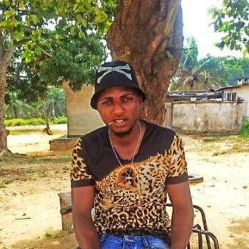 Abdul Baakie, 28, Cape Coast, Ghana
