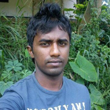 Umesh Malaka, 26, Colombo, Sri Lanka