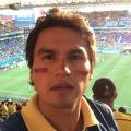 Cristian Vera, 28, Bogota, Colombia