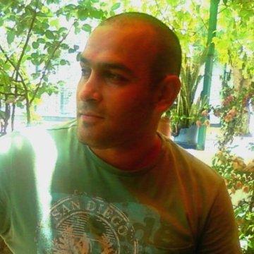 Volkan Nazikoğlu, 39, Izmir, Turkey