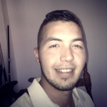 Jose Carcedo, 28, Almeria, Spain
