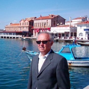 Osman Kuşku, 57, Izmir, Turkey