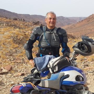 Mago, 57, Cairo, Egypt