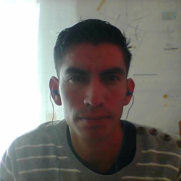 Victor Hugo Sánchez, 33, Tlaxcala, Mexico