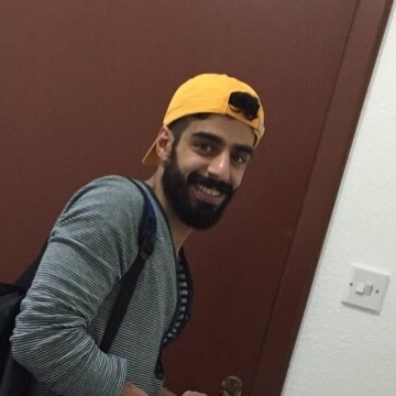 Mubarak, 28, Jeddah, Saudi Arabia