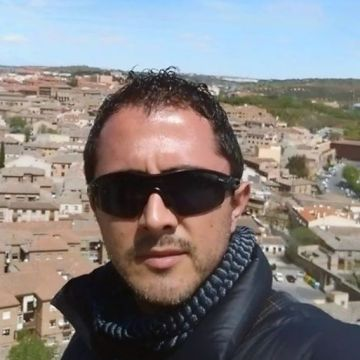 Juan Salas, 37, Madrid, Spain