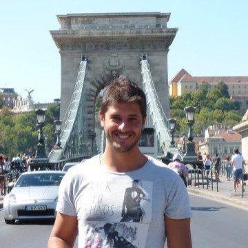 Fran Fernández Trujillo, 30, Cadiz, Spain