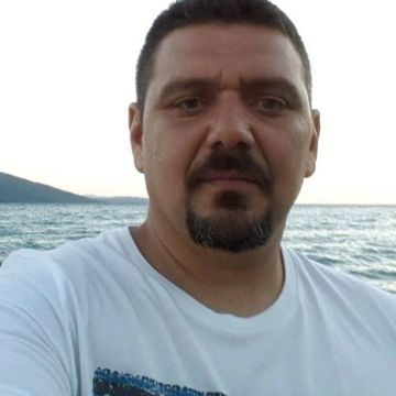 Seref Karadeve, 43, Mugla, Turkey