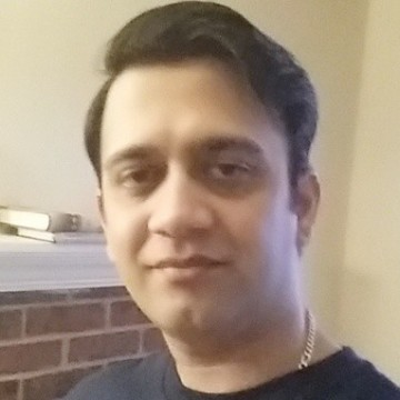 Mohsin Khan, 30, Irving, United States