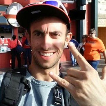 Saverio Zanco, 32, Este, Italy