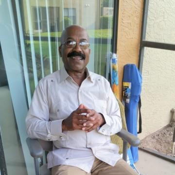 Francisco Lebron, 61, Orlando, United States