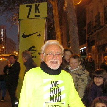 Pablo Adán, 70, Madrid, Spain