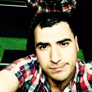 Claude Khaled, 32, Monastir, Tunisia