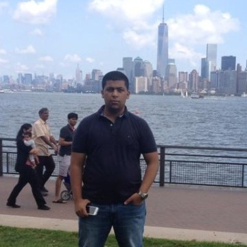 Daniyal Shakir, 20, Dubai, United Arab Emirates