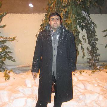 салех, 40, Baku, Azerbaijan