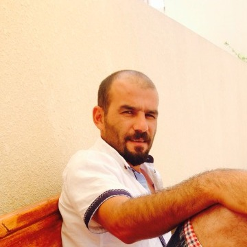 HaSan Akcan, 31, Dubai, United Arab Emirates
