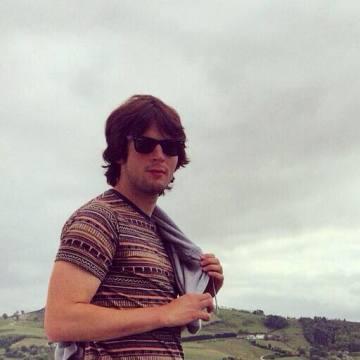 Aitor Marauri, 31, San Sebastian, Spain