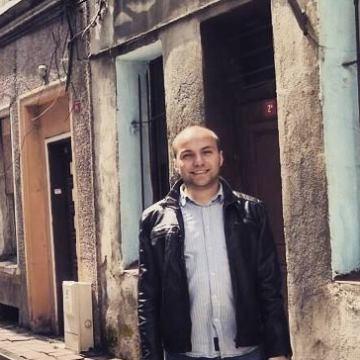 Muhammet Erkam Avcı, 27, Istanbul, Turkey