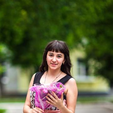 Таня Клубничка, 21, Kirovograd, Ukraine
