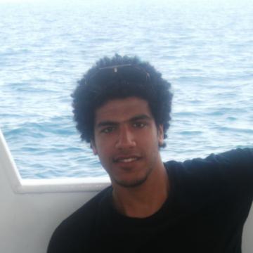 Ahmad, 26, Cairo, Egypt