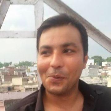 Samsher Ansari, 29, Kanpur, India