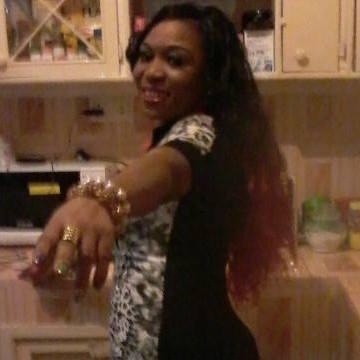 Gloria Christo, 35, Banjul, Gambia