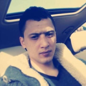 Muhammed Yildiz, 25, Istanbul, Turkey