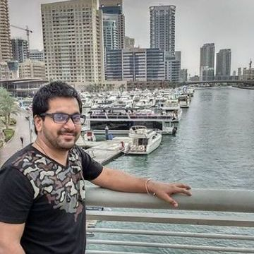 Harshi Ghai, 34, Dubai, United Arab Emirates