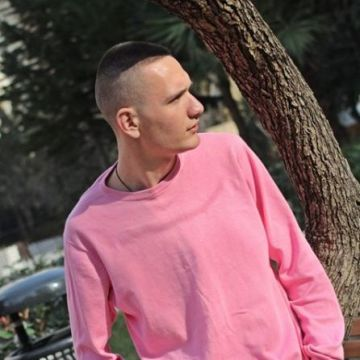 Osman Bayar, 23, Istanbul, Turkey