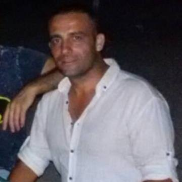 Sadettin Güneşgil, 37, Izmir, Turkey