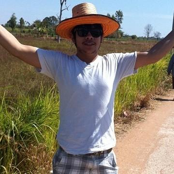 Thomas Skinner, 26, Bangkok Noi, Thailand