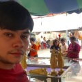 Thomas Skinner, 25, Bangkok Noi, Thailand