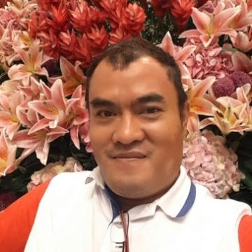 Eddy Silversilk, 40, Bangkok Noi, Thailand