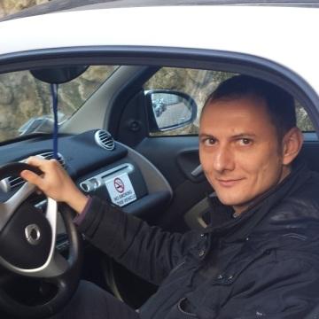 Francesco, 44, Rome, Italy