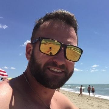 Marco Del Cima, 43, Lucca, Italy