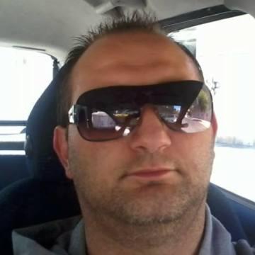 Gabriele Galante, 40, Matera, Italy