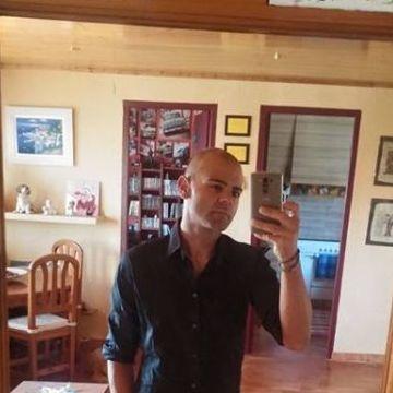 Eduardo Ortega, 35, Vilanova, Spain