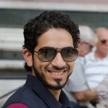 Abdulrahman AlTamimi, 25, Muscat, Oman