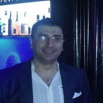 Ahmet Bayhan, 37, Moscow, Russia