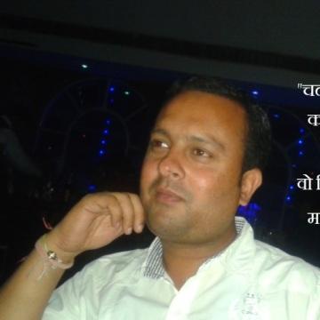 neeraj choubey, 34, Jabalpur, India