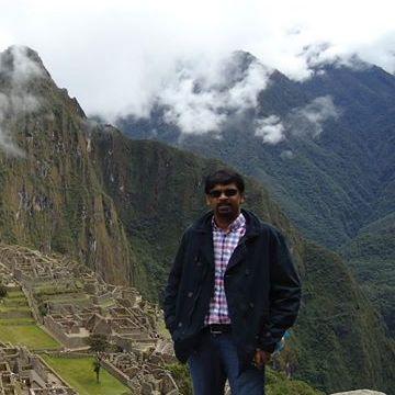 Ravichandran, 51, Bangalore, India