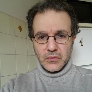 Rosario, 46, Mailand, Italy